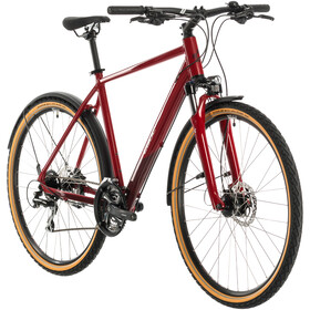 Cube Nature Allroad, red/grey